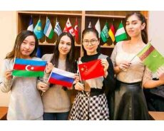 Azerbaijan and Russian language course
